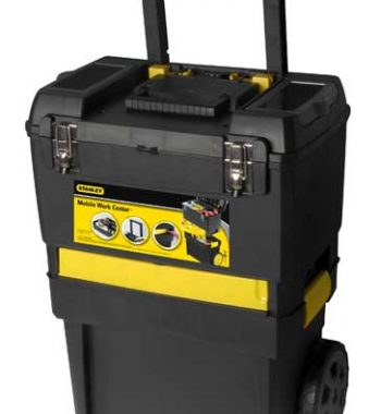Carro herramientas ruedas Stanley - ecowash
