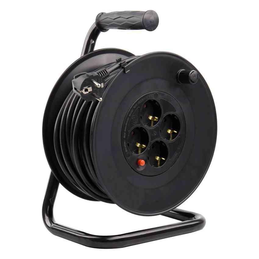 Cable Alargador enrollable 50 y 10 metros - ecowash
